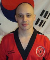 Build confidence through martial arts in Gravesend, Kent, with Louis Tandoh
